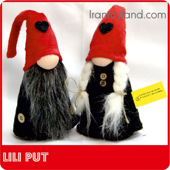 عروسک پولیشی لی لی پوت