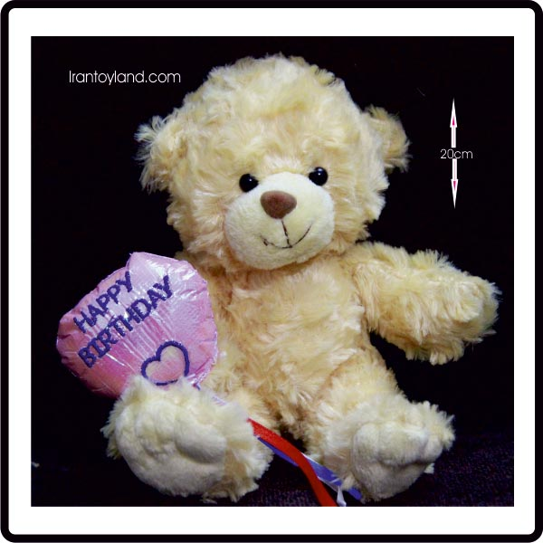 عروسک خرس تولد