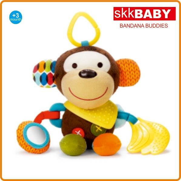 عروسک سیسمونی میمون
