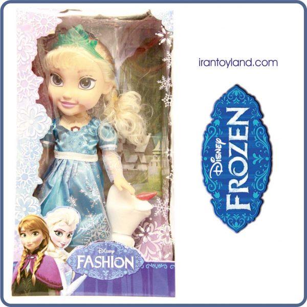 عروسک فروزن