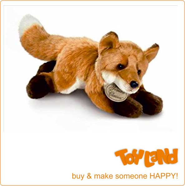 عروسک پولیشی روباه