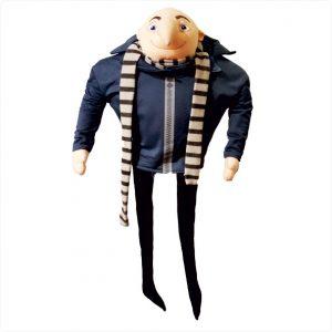 عروسک شخصیت کارتونی گورو