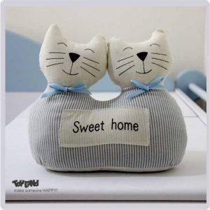 عروسک گربه خوشبختی