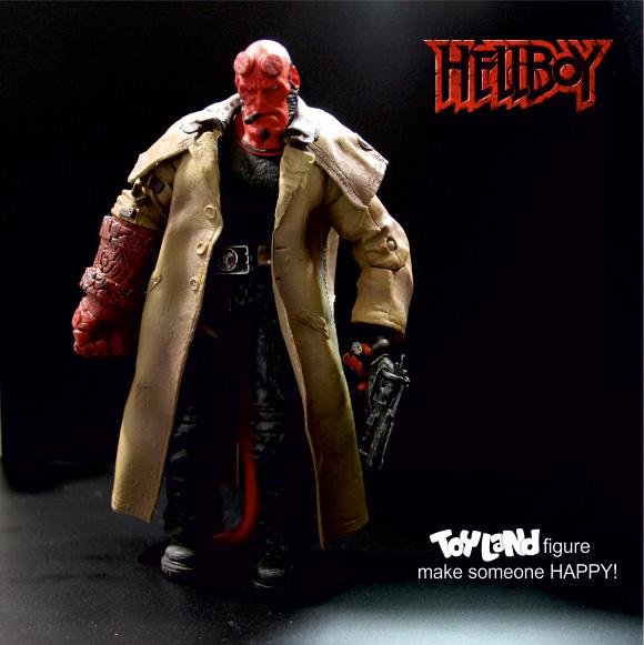 فیگور شخصیت سینمایی hellboy