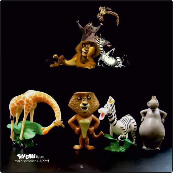 فیگور شخصیت انیمیشن ماداگاسکار