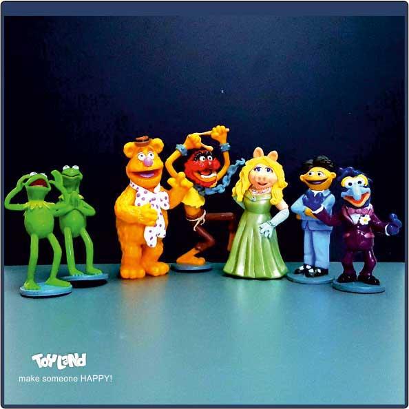فیگور شخصیت muppets