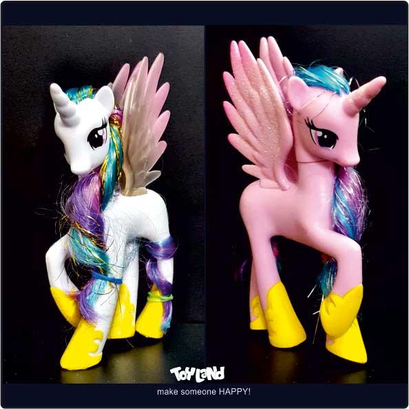 فیگور عروسک اسب پونی