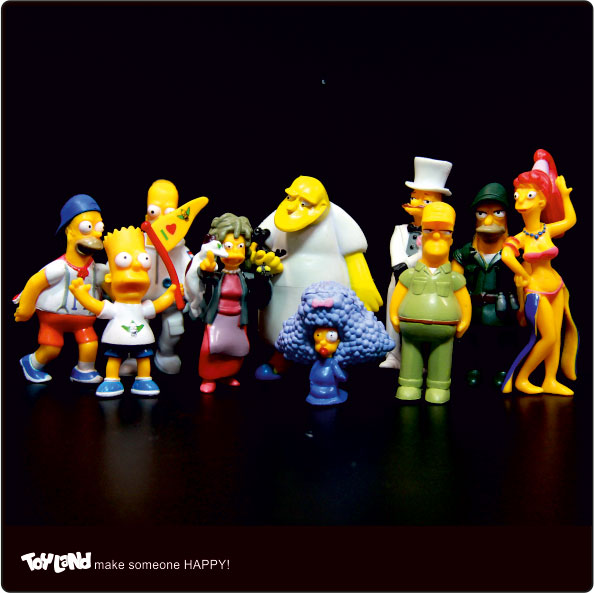 فیگور شخصیت کارتونی سیمپسون ها