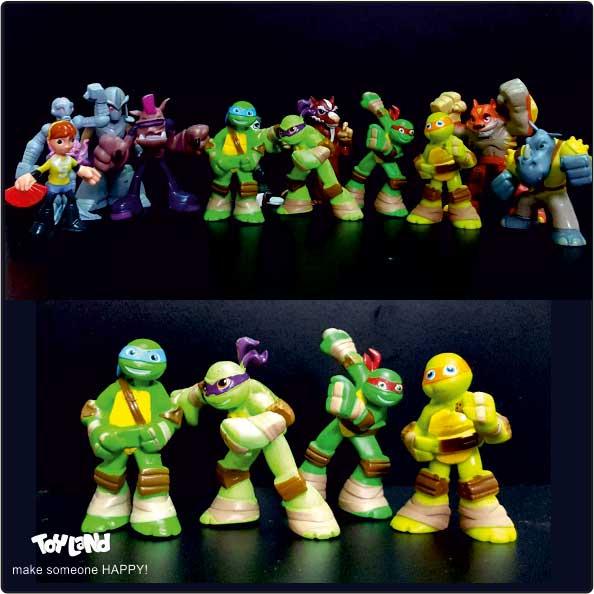 فیگور شخصیت لاکپشتهای نینجا