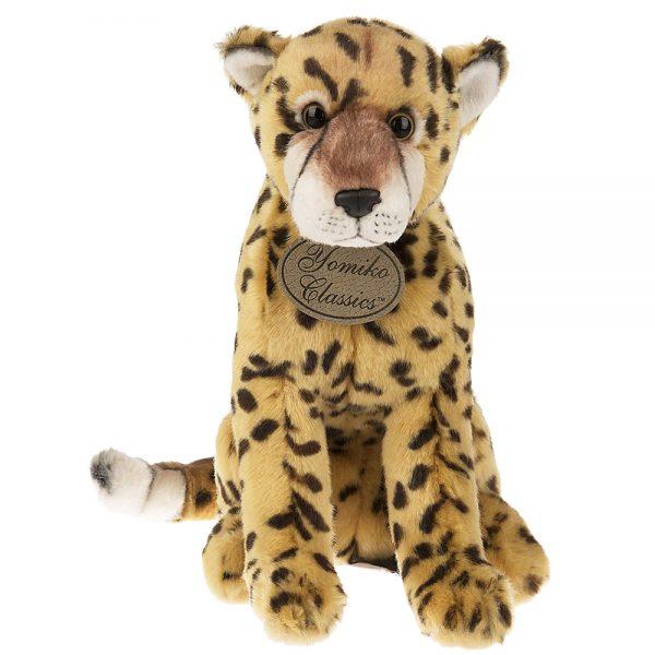 عروسک پولیشی طبیعی یوزپلنگ
