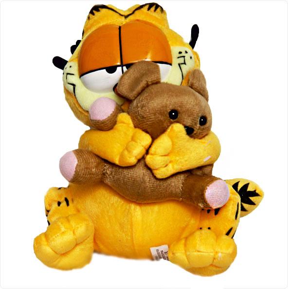 عروسک شخصیت کارتونی گارفیلد