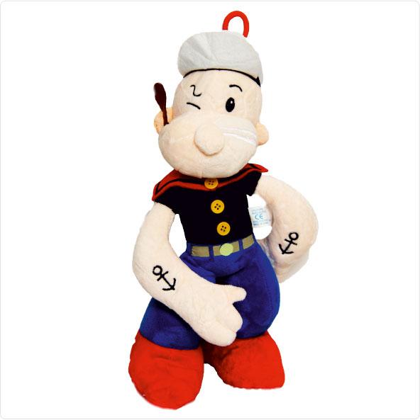 عروسک شخصیت کارتونی ملوان زبل