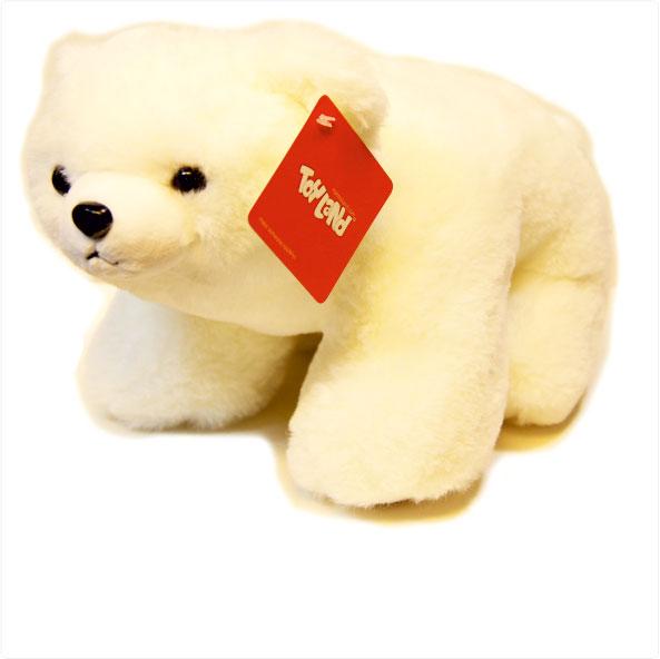 عروسک پولیشی خرس قطبی