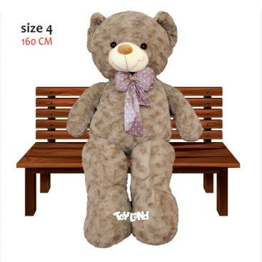 عروسک خرس بزرگ زاس 160 سانتی