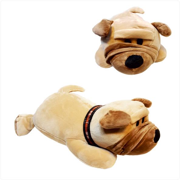 عروسک پولیشی سگ خوابیده