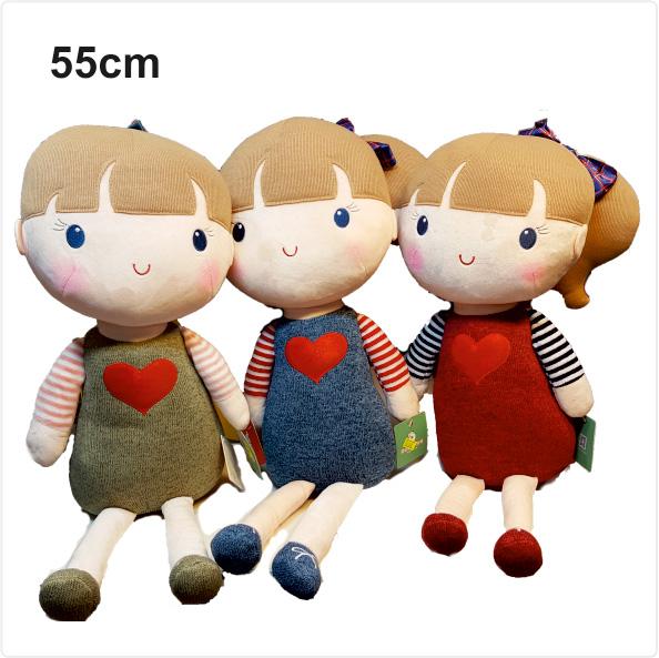 عروسک پولیشی دختر قلبی میتو