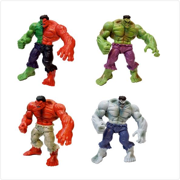 فیگور شخصیت کارتونی hulk