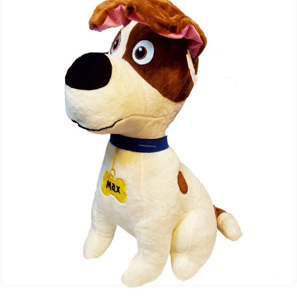 عروسک سگ مکس