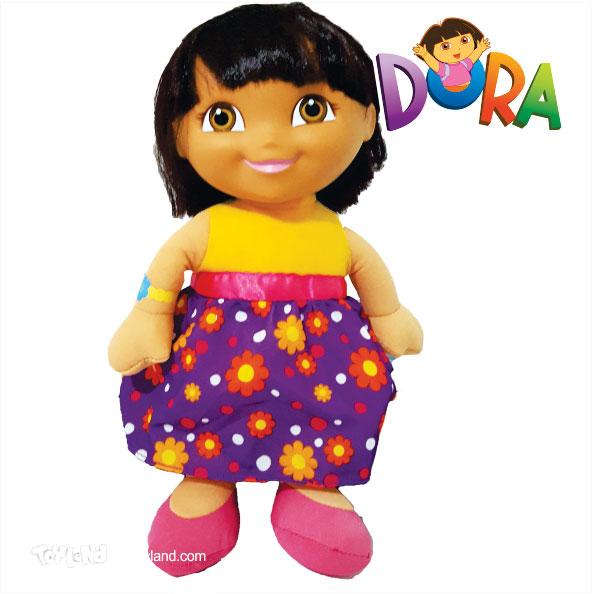 عروسک شخصیت کارتونی دورا ارجینال