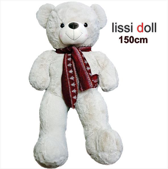 عروسک خرس بزرگ لیسیدال 150 سانتی