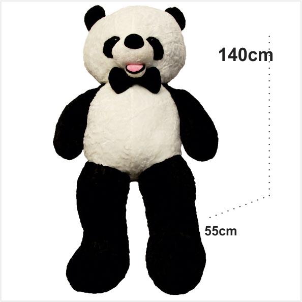 عروسک خرس بزرک پاندا