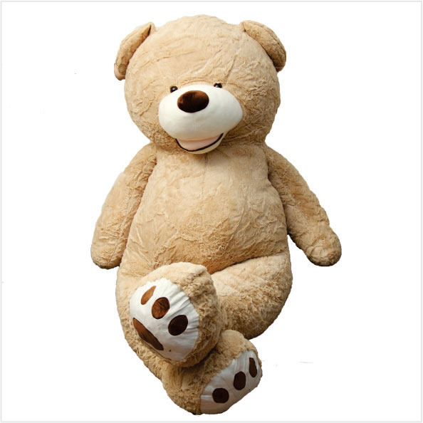عروسک خرس بزرگ سایز 6