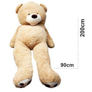 عروسک خرس بزرگ گریزلی