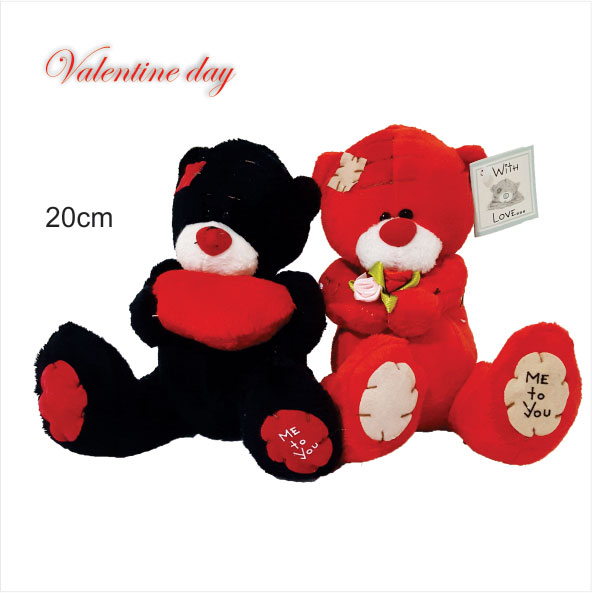 عروسک ولنتاین خرس دختر و پسر ولنتاین