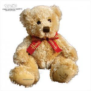 عروسک پولیشی خرس ولنتاین