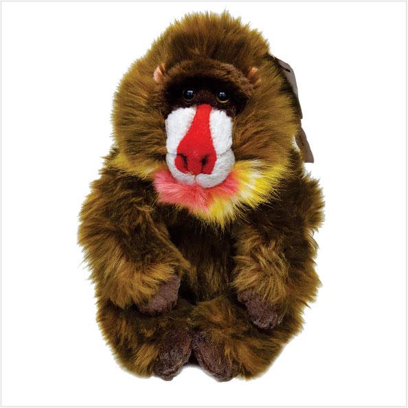 عروسک پولیشی میمون سبز