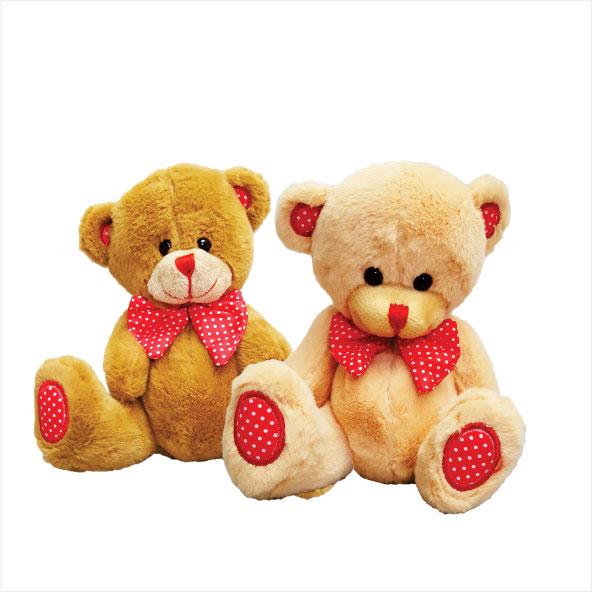 عروسک پولیشی خرس کوچک