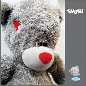 عروسک پولیشی خرس طوسیمیتویو