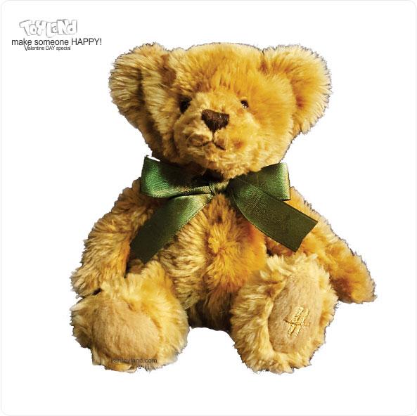 عروسک پولیشی خرس ولنتاین هارودز
