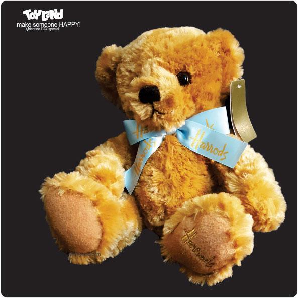 عروسک پولیشی خرس ولنتاین تدی