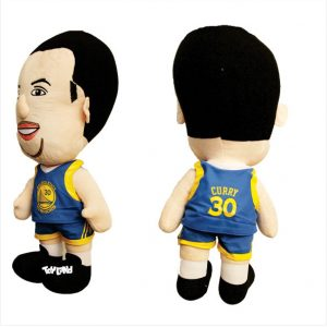 عروسک شخصیت ورزش بسکتبال استفان کیوری stephan curry