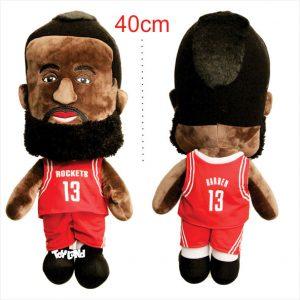 عروسک شخصیت ورزشی بسکتبال جیمز هاردن
