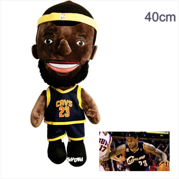 عروسک شخصیت ورزشی بسکتبال لبرون جیمز