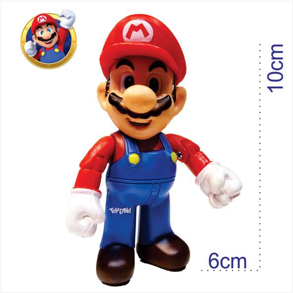 فیگور شخصیت کارتونی ماریو قارچ خور