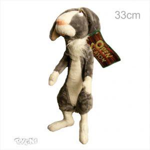 عروسک شخصیت کارتونی خرگوش قصل شکار