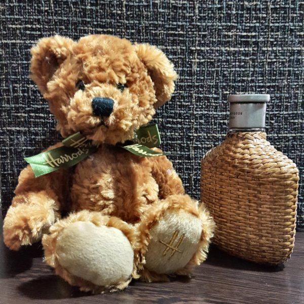 عروسک پولیشی خرس ولنتاین harrods