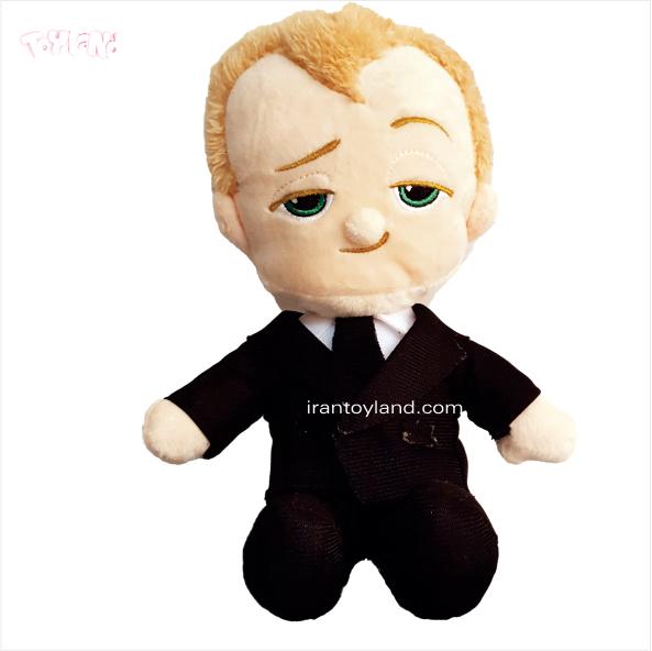 عروسک شخصیت کارتونی بچه خان baby boss