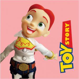 عروسک شخصیت کارتونی جسی داستان اسباب بازی