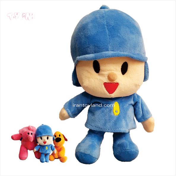 عروسک شخصیت کارتونی پوکویو