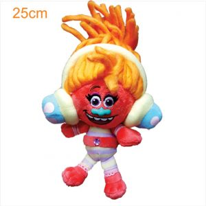 عروسک شخصیت کارتونی ترول پاپی