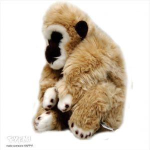 عروسک حیوانات طبیعی میمون کلروسبوس