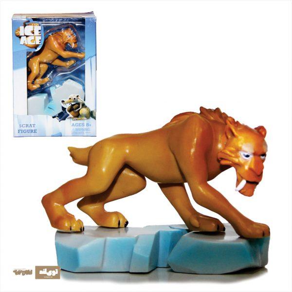 فیگور شخصیت کارتونی عصر یخبندان ice age