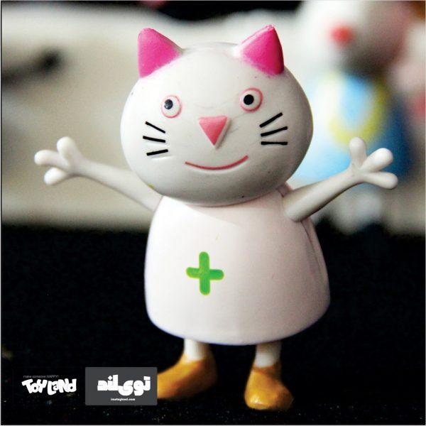 فیگور شخصیت کارتونی پگاپیکز