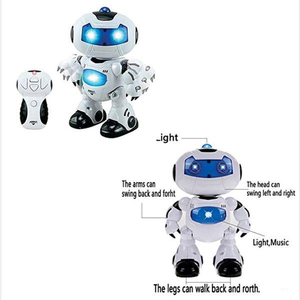 اسباب بازی کنترلی ربات AGENT BINGO