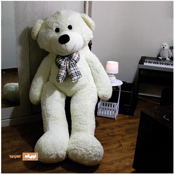 عروسک خرس بزرگ دو متری