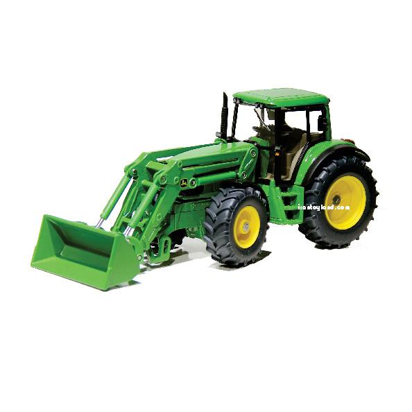 ماکت ماشین کشاورزی تراکتور